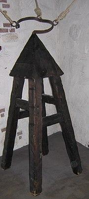 Antiguos metodos de Torturas