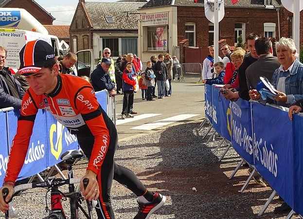 Fontaine-au-Pire - Quatre jours de Dunkerque, étape 2, 7 mai 2015, départ (B06).JPG