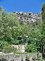 Fontaine de Vaucluse - paysage.JPG