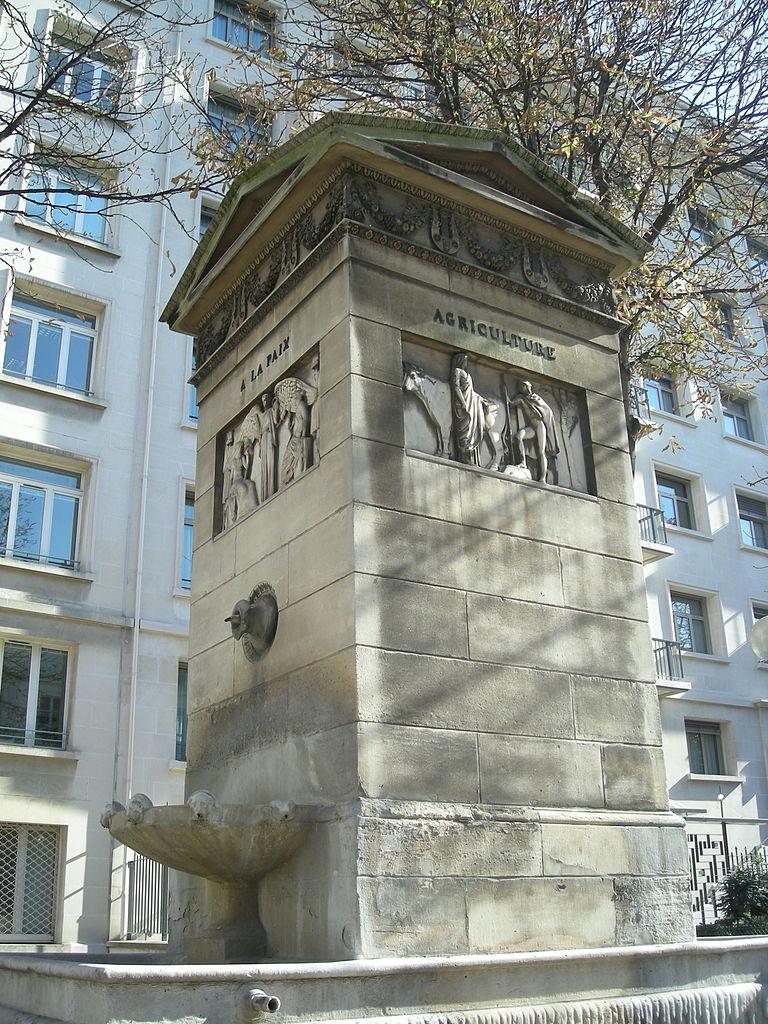 File fontaine de la paix rue bonaparte paris wikimedia commons - Rue bonaparte paris 6 ...