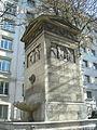 Fontaine de la Paix, rue Bonaparte, Paris 02.jpg