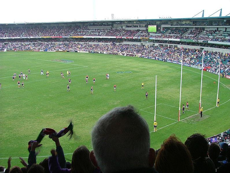 Kangoulou footy 224 la australian rules