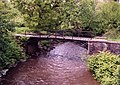 Footbridge at Robertstown, Aberdare, Rhondda Cynon Taff - geograph.org.uk - 53896.jpg
