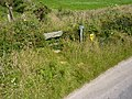 Footpath from Chytodden,stile. - panoramio.jpg