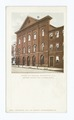 Ford's Old Theatre, where Lincoln was assassinated, Washington, D. C (NYPL b12647398-62330).tiff