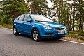 Ford Focus II 1.6 Ghia 4d A (NGL-850) in Haukilahti, Espoo (September 2019, 7).jpg