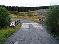 Forestry road bridge over the Carsphairn Lane - geograph.org.uk - 541526.jpg