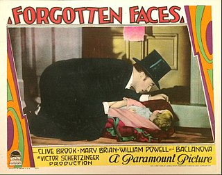 <i>Forgotten Faces</i> (1928 film) 1928 film