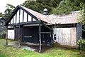 Former Meirionnydd fire station in Harlech IMG 0443 -1.jpg