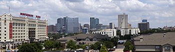 English: Fort Worth Skyline