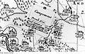 Fotothek df rp-d 0160066 Zeithain. Karte des Amtes Großenhain, von Zürner, 1711, Nachträge 1730 (Sign., V.jpg