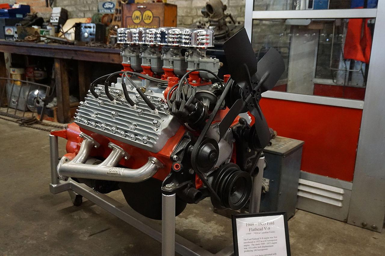 Ford flathead v8 engine wikiwand