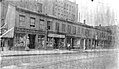 Fourth Street and Morgan Street, southwest corner. H.A. Knoll Tobacconist and Western Leather Company. 12 June 1894.jpg