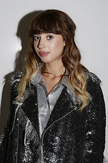 Foxes (singer) - Wikipedia