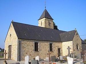 Église Saint-Jean-Baptiste de Noirpalu