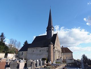 Saint-Pierre-la-Bruyère Commune in Normandy, France