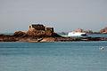 France Bretagne Ille-et-Vilaine Dinard Fort Harbour 06.jpg