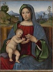 Virgin and Child: The GambaroMadonna