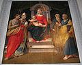 Francesco granacci, madonna col bambino e santi, 01.JPG