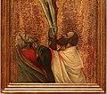 Francesco traini, rappresentazione allegorica della crocifissione coi santi andrea e paolo, 1350-60 ca. 02.jpg