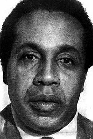 Frank Lucas (drug dealer) - Lucas' January 1975 federal mug shot.