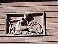 Frankfurt, Werner von Siemens Schule, Detail.JPG