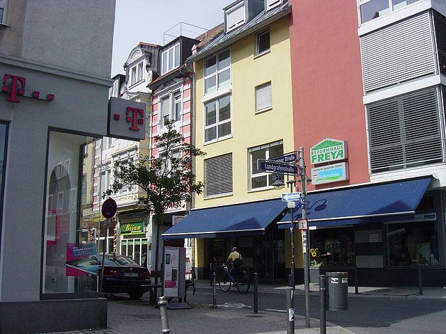 Hotel Frankfurt Leipziger Strasse