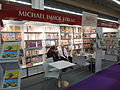 Frankfurta librofoiro 2012 eldonejo Michael Imhof.JPG