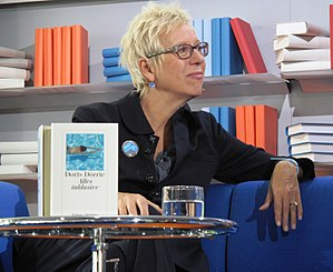 Doris Dörrie - Doris Dörrie at the Frankfurt Book Fair, 2011