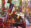 Frans Bianchi - Magasin dans le souk(oil) 90x100.jpg