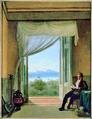 Franz Ludwig Catel Karl Friedrich Schinkel in Neapel.tif
