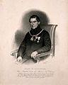 Franz de Paula Wirer, Ritter von Rettenbach. Lithograph by G Wellcome V0006324.jpg