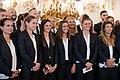 Frauen-Fußballnationalmannschaft Österreich EM 2017 Empfang Bundespräsident 31.jpg