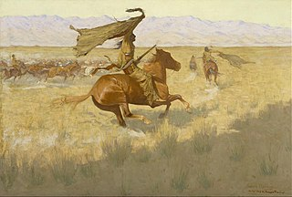 Change of Ownership (The Stampede; Horse Thieves)