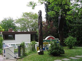 Freiberg am Neckar - Africa House