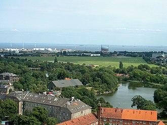 Kløvermarken - Image: Frelsertårnet Kløvermarken