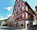 Freudenberg am Main, das historische Rathaus.jpg