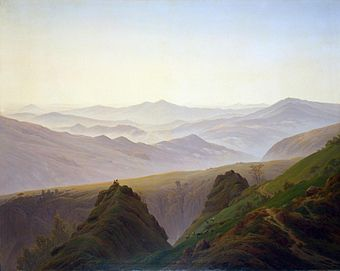 Friedrich, Caspar David - Morning in the Mountains.jpg