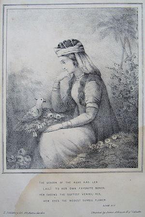 James Atkinson (Persian scholar) - Laili and Majnun