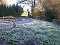 Frosty driveway - geograph.org.uk - 1071214.jpg