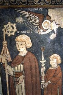 Fructuosus Bishop and Christian saint