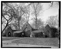 GENERAL VIEW - Philadelphia Zoological Gardens, Bear Pits, Philadelphia, Philadelphia County, PA HABS PA,51-PHILA,394B-2.tif
