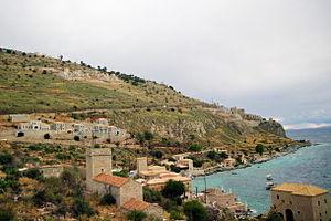 Mani Peninsula - Image: GR itylo bucht