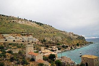 Oitylo - View of Limeni