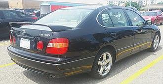 Lexus GS - 1997 - 2000 Lexus GS400 (Canada)