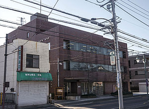 Gainax - Current Gainax headquarters in Koganei, Tokyo.