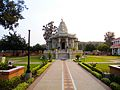 Gajanan Maharaj Mandir at Omkareshwar.jpg