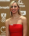Gala-Nacht des Sports 2013 Wien red carpet Caroline Weber.jpg