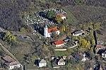 Galgagyörk, Evangélikus templom - légi fotó.jpg