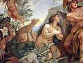 Galleria di luca giordano, 1682-85, Minerva protettrice delle Arti e delle Scienze 04.JPG